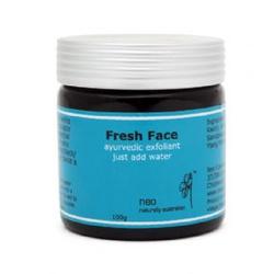 Скраб для лица с аюрведическими травами, FreshFace ayurvedicexfoliant, 100 гр