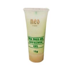 Гель против акне с маслом чайного дерева, Tea Tree Oil Anti-Blemish Gel, 15 гр