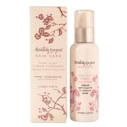 Крем-гель для очищения лица с розовой глиной, для сухой и комбинированной кожи Pink clay creme cleanser, 100мл