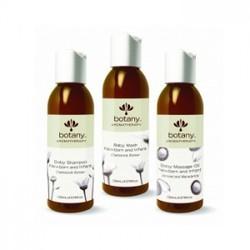 Детский набор: средство для мытья, шампунь, массажное масло. Baby Set: Wash, Shampoo, Massage Oil