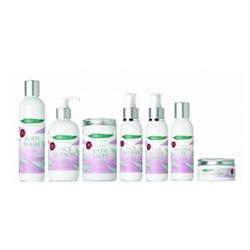 Набор средств для ухода для зрелой или чувствительной кожи с розой и розеллой. Rose and Rosella Mature Skin Type Set