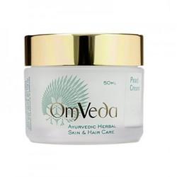 Аюрведический крем для лица с жемчугом для всех типов кожи Pearl Cream, 50 мл