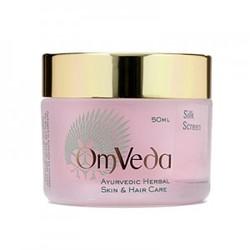 Аюрведический солнцезащитный крем для лица c шелком для всех типов кожи Silk Sunscreen, 50 мл