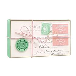 Мыло трехуровневой очистки с ароматом женьшеня и мяты Ginseng Mint Triple-Milled Soap, 165г